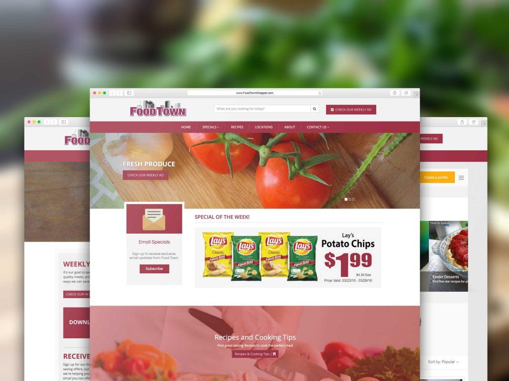 web design portfolio houston