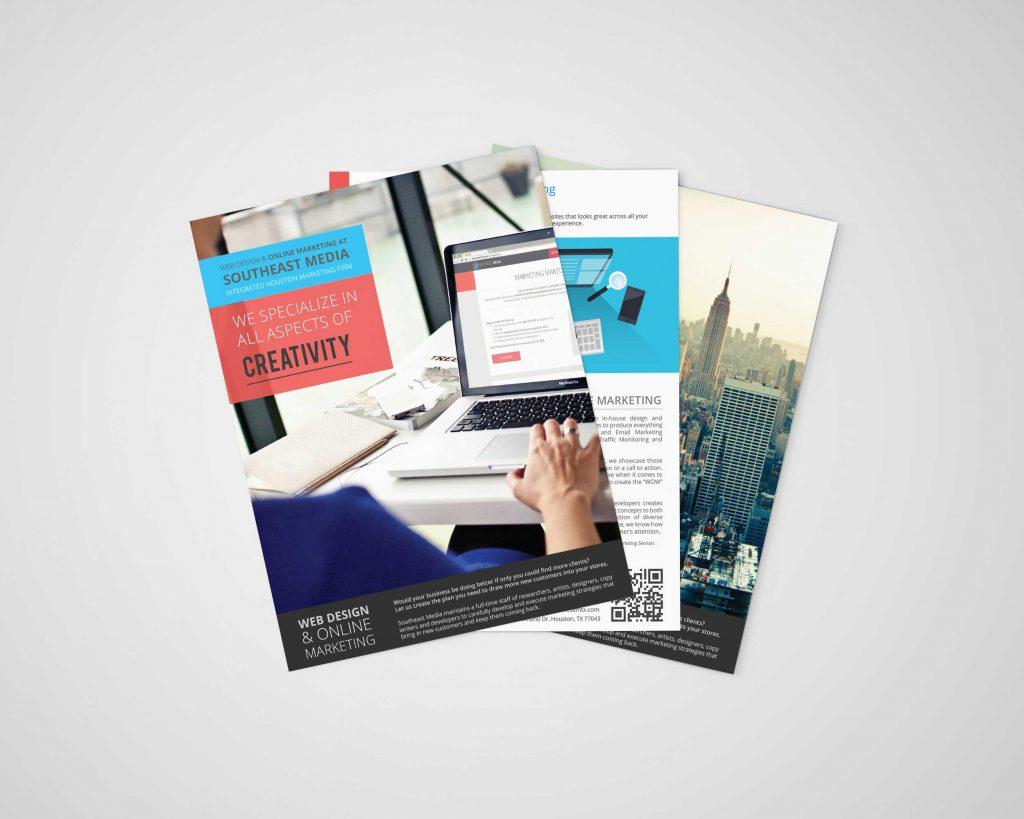 graphic design houston portfolio