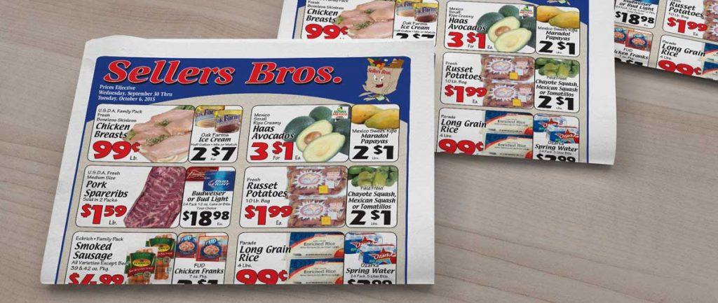 sellers bros newspaper